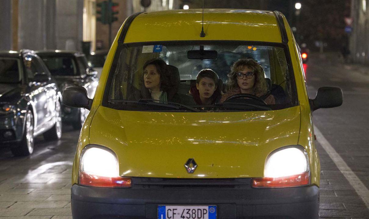 Bild Andrea Pittorino, Margherita Buy, Valeria Golino