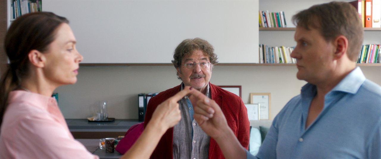 Die Wunderübung : Bild Aglaia Szyszkowitz, Devid Striesow, Erwin Steinhauer