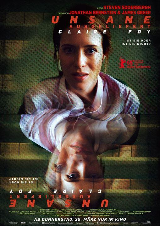 Unsane - Ausgeliefert : Kinoposter