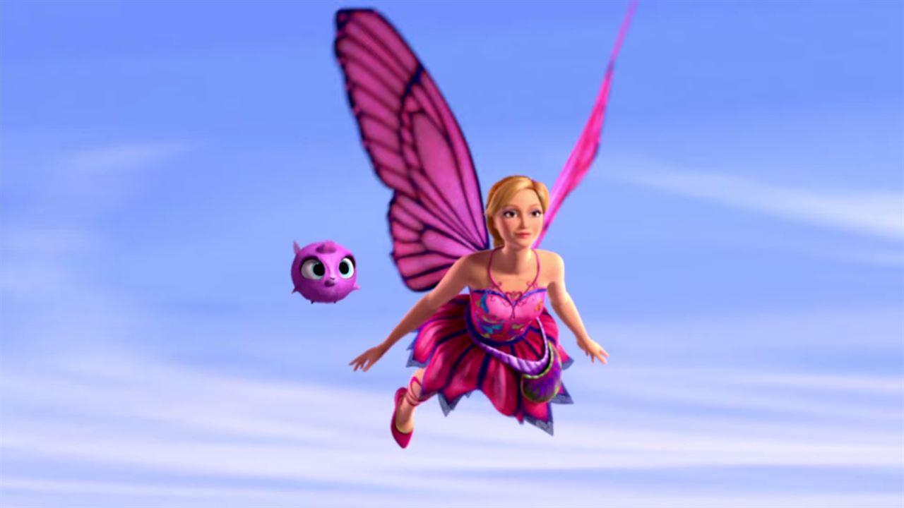 Barbie Mariposa and the Fairy Princess : Bild