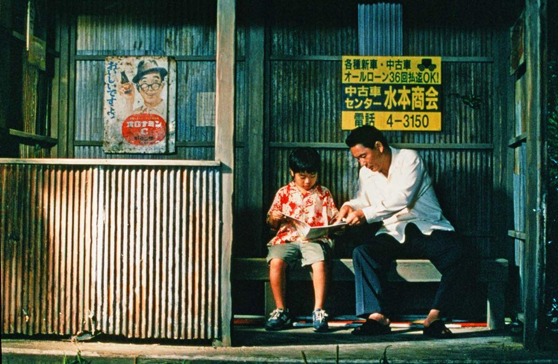 Kikujiros Sommer : Bild Takeshi Kitano, Yusuke Sekiguchi