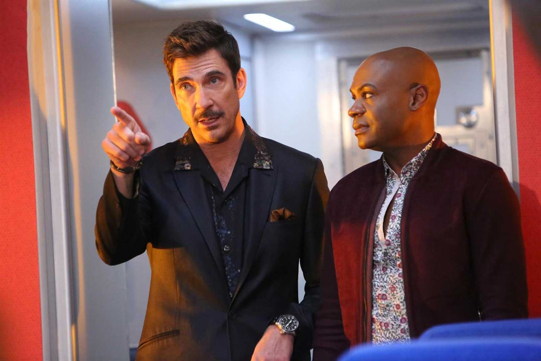 Bild Dylan McDermott, Nathan Lee Graham