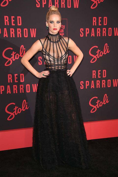 Red Sparrow : Vignette (magazine) Jennifer Lawrence