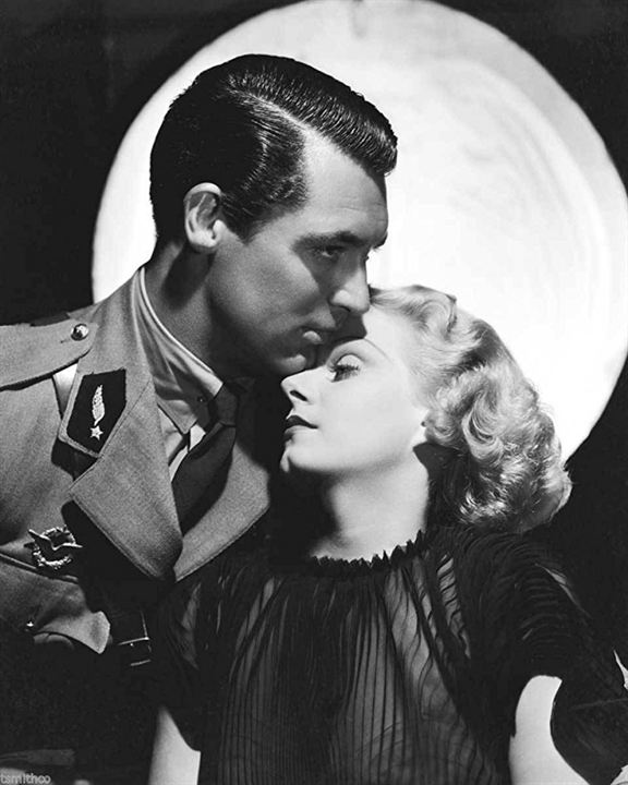 Bild Cary Grant, Jean Harlow