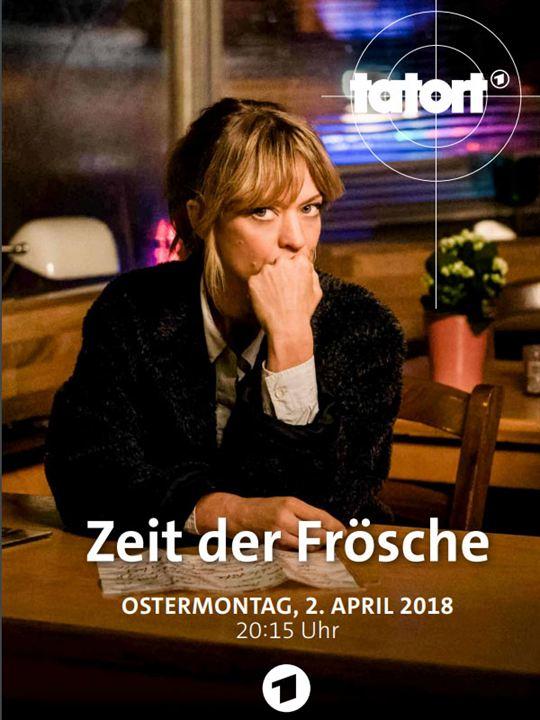Tatort: Zeit der Frösche : Kinoposter