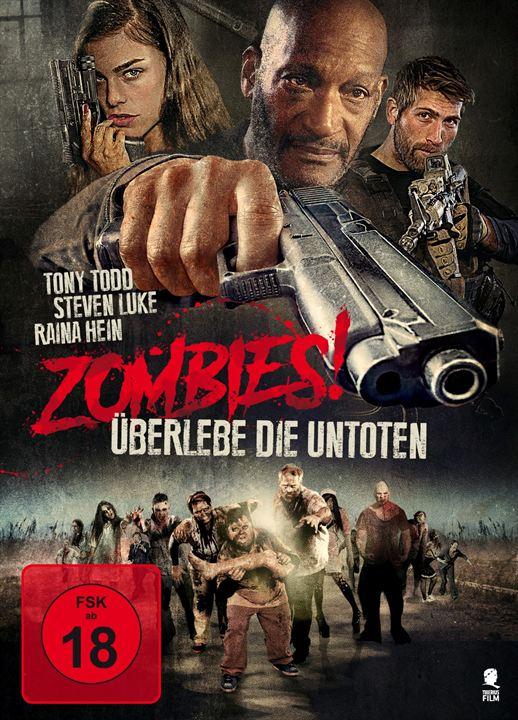 Zombies! - Überlebe die Untoten : Kinoposter