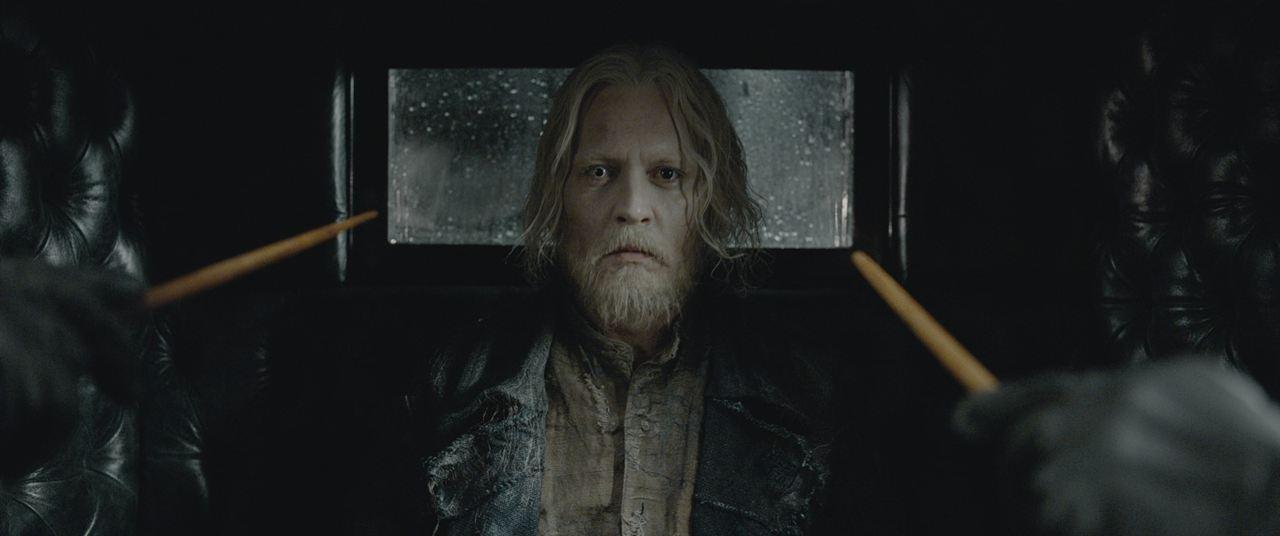 Phantastische Tierwesen: Grindelwalds Verbrechen : Bild Johnny Depp