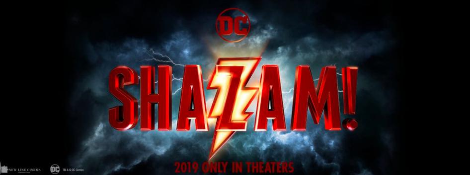 Shazam! : Kinoposter