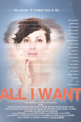 All I Want : Kinoposter