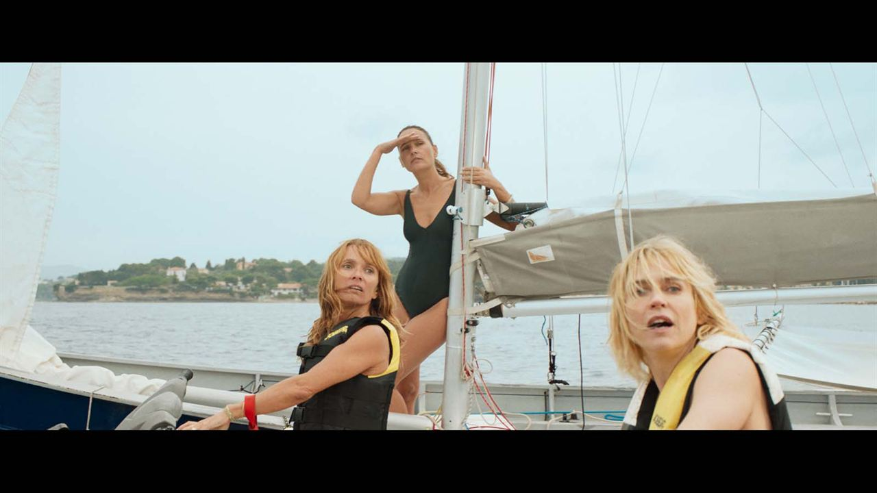 MILF - Ferien mit Happy End : Bild Axelle Laffont, Marie-Josée Croze, Virginie Ledoyen