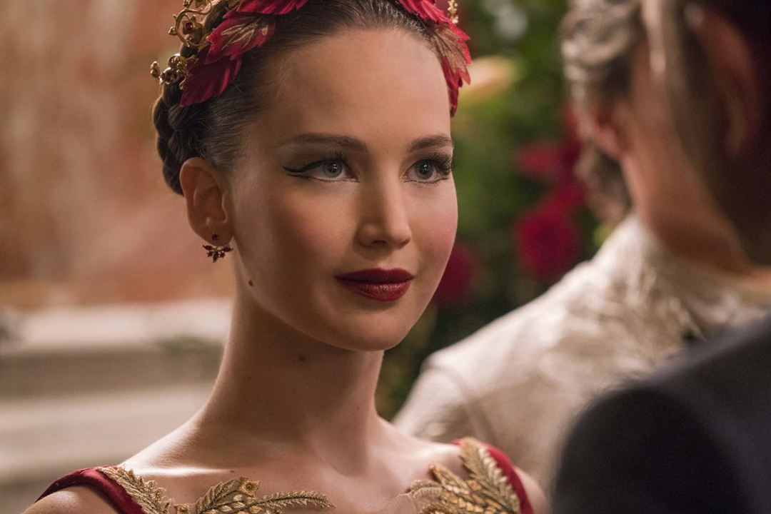 Red Sparrow : Bild Jennifer Lawrence