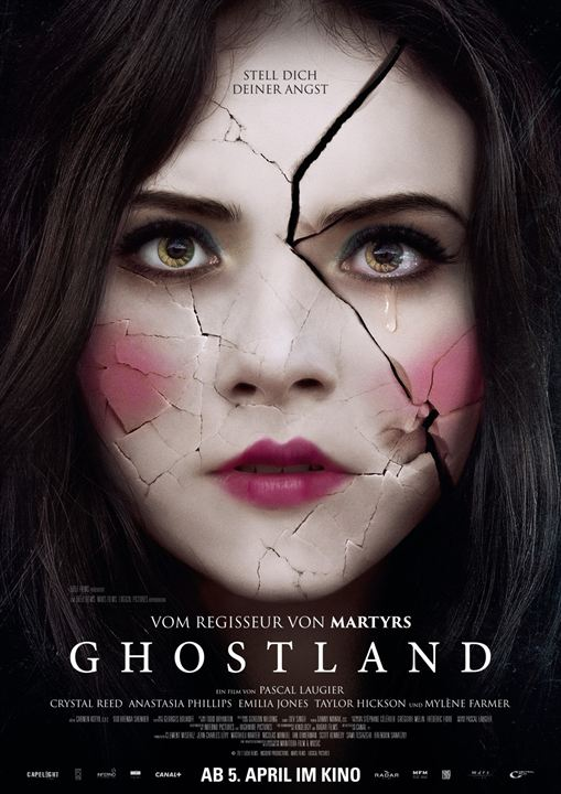 Ghostland : Kinoposter