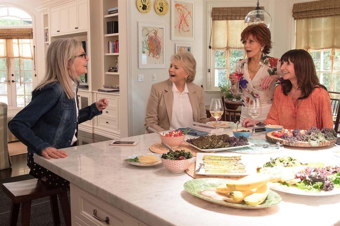 Book Club - Das Beste kommt noch : Bild Candice Bergen, Diane Keaton, Jane Fonda, Mary Steenburgen