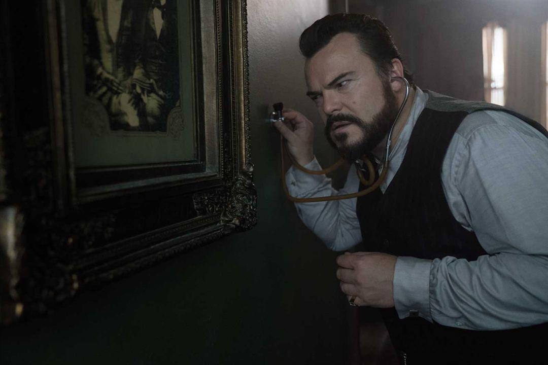 Das Haus der geheimnisvollen Uhren : Bild Jack Black