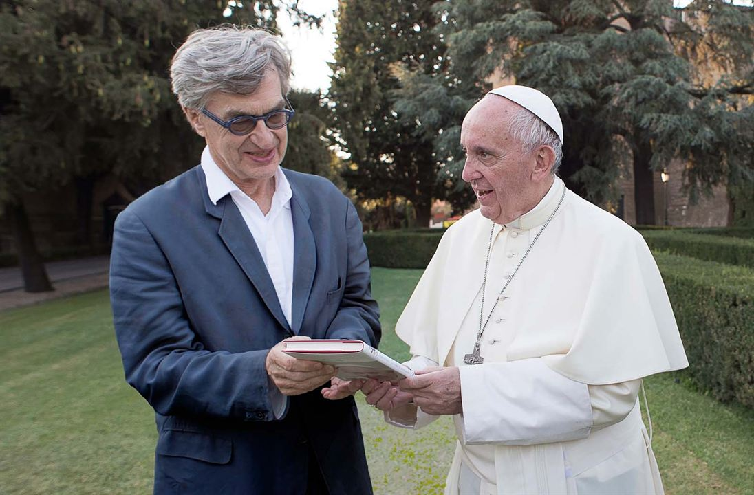 Papst Franziskus - Ein Mann seines Wortes : Bild Pope Francis, Wim Wenders