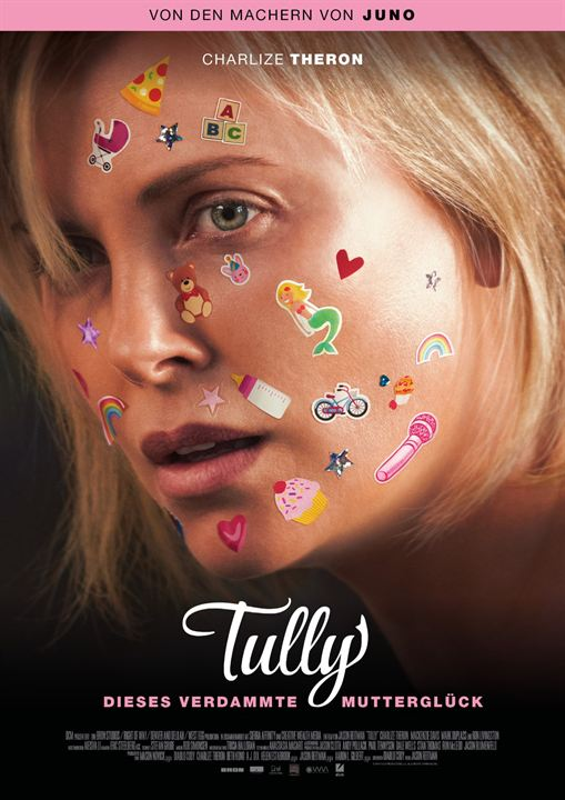 Tully : Kinoposter