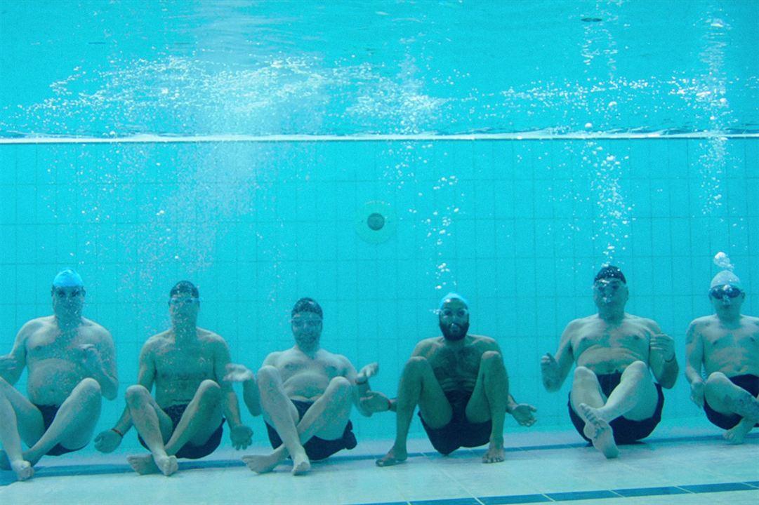 Swimming With Men : Bild