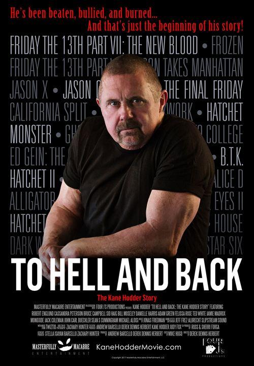 Einmal Hölle und zurück: Die Kane Hodder Story : Kinoposter