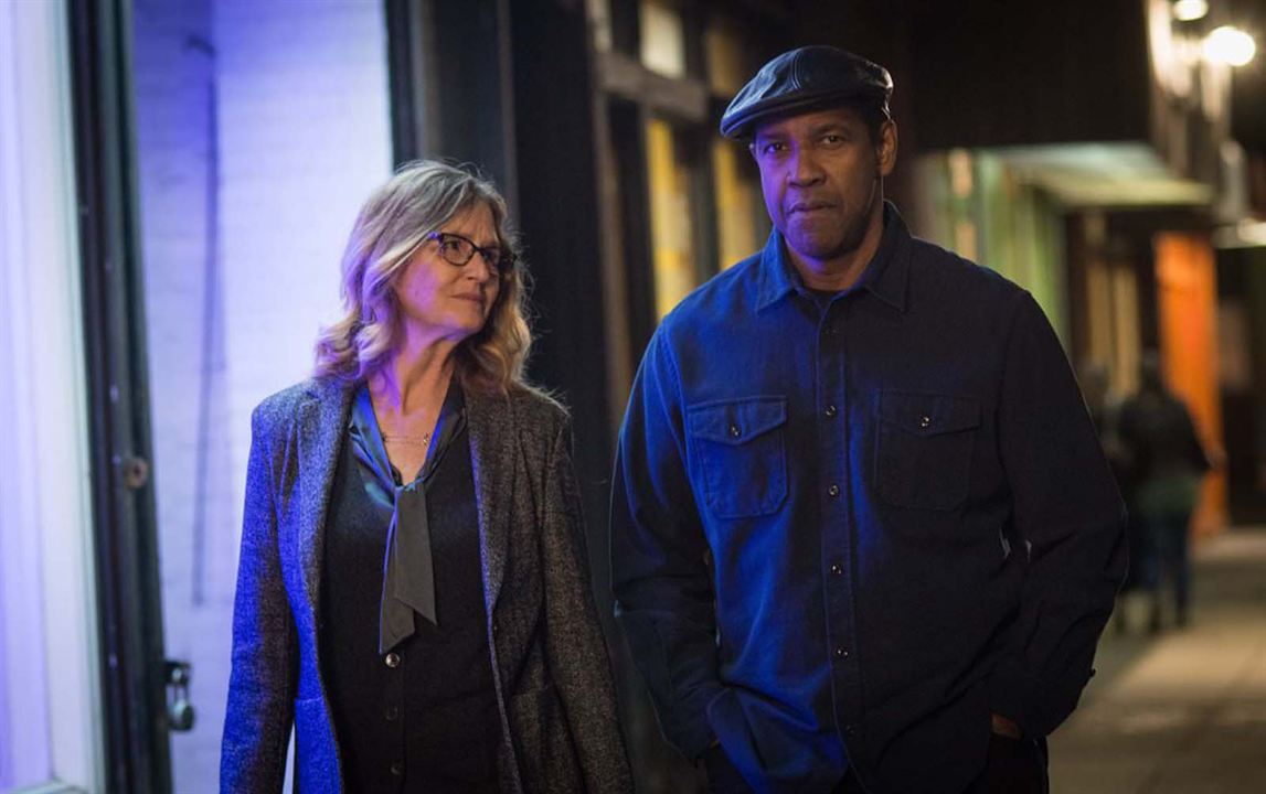 The Equalizer 2 : Bild Denzel Washington, Melissa Leo
