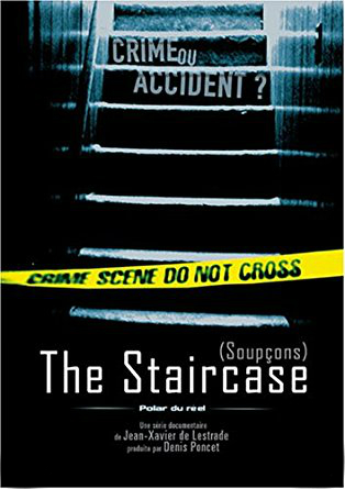 The Staircase: Tod auf der Treppe : Kinoposter