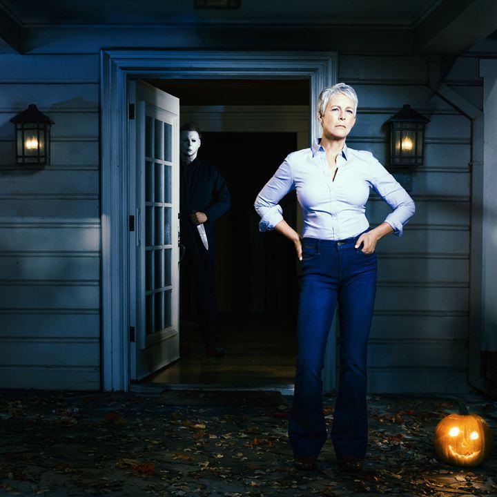 Halloween : Bild Jamie Lee Curtis