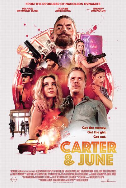 Carter & June : Kinoposter