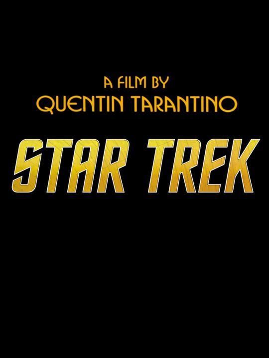 Quentin Tarantinos Star Trek : Kinoposter