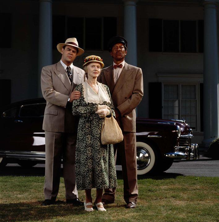 Miss Daisy und ihr Chauffeur : Bild Dan Aykroyd, Jessica Tandy, Morgan Freeman