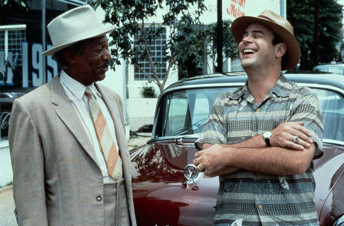 Miss Daisy und ihr Chauffeur : Bild Dan Aykroyd, Morgan Freeman
