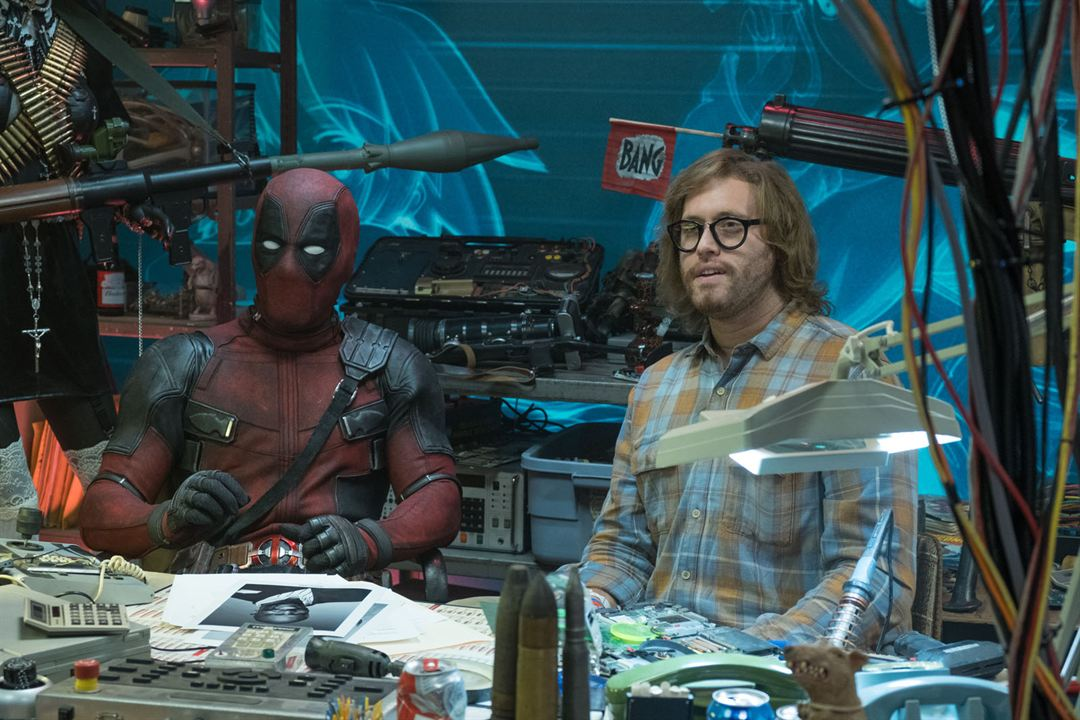 Deadpool 2 : Bild Ryan Reynolds, T.J. Miller
