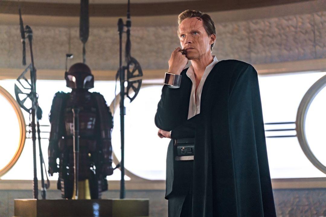 Solo: A Star Wars Story : Bild Paul Bettany
