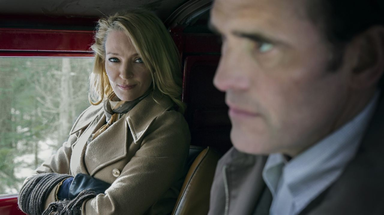 The House That Jack Built : Bild Matt Dillon, Uma Thurman