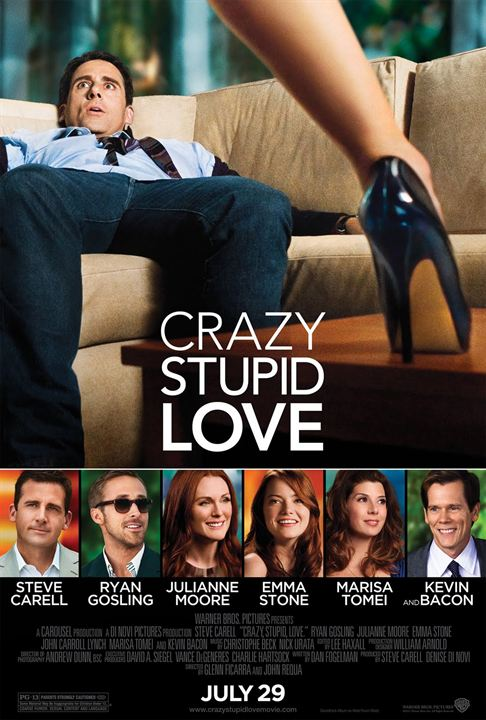 Crazy Stupid Love : Kinoposter
