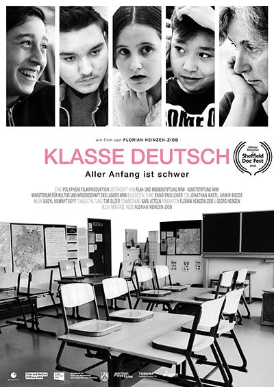 Klasse Deutsch : Kinoposter
