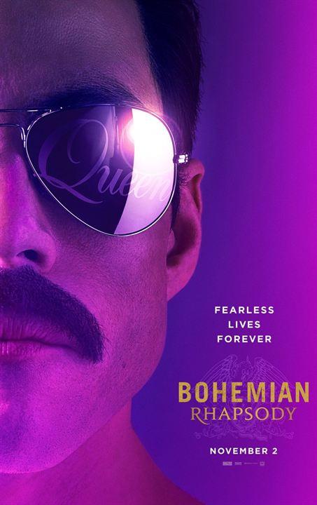 Bohemian Rhapsody : Kinoposter