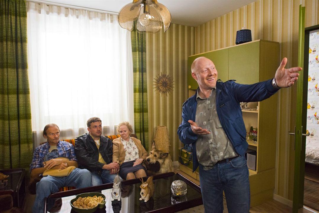 Sauerkrautkoma : Bild Eisi Gulp, Enzi Fuchs, Sebastian Bezzel, Simon Schwarz
