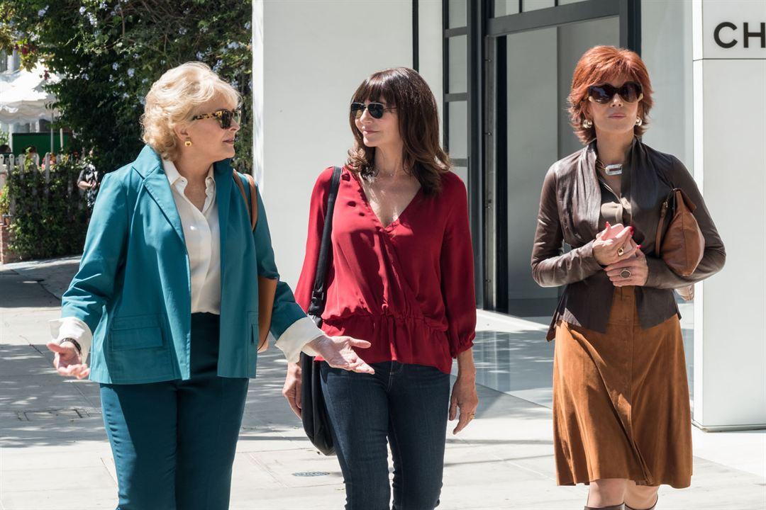Book Club - Das Beste kommt noch : Bild Candice Bergen, Jane Fonda, Mary Steenburgen