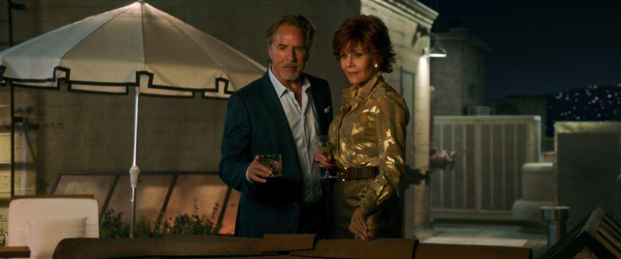 Book Club - Das Beste kommt noch : Bild Don Johnson, Jane Fonda