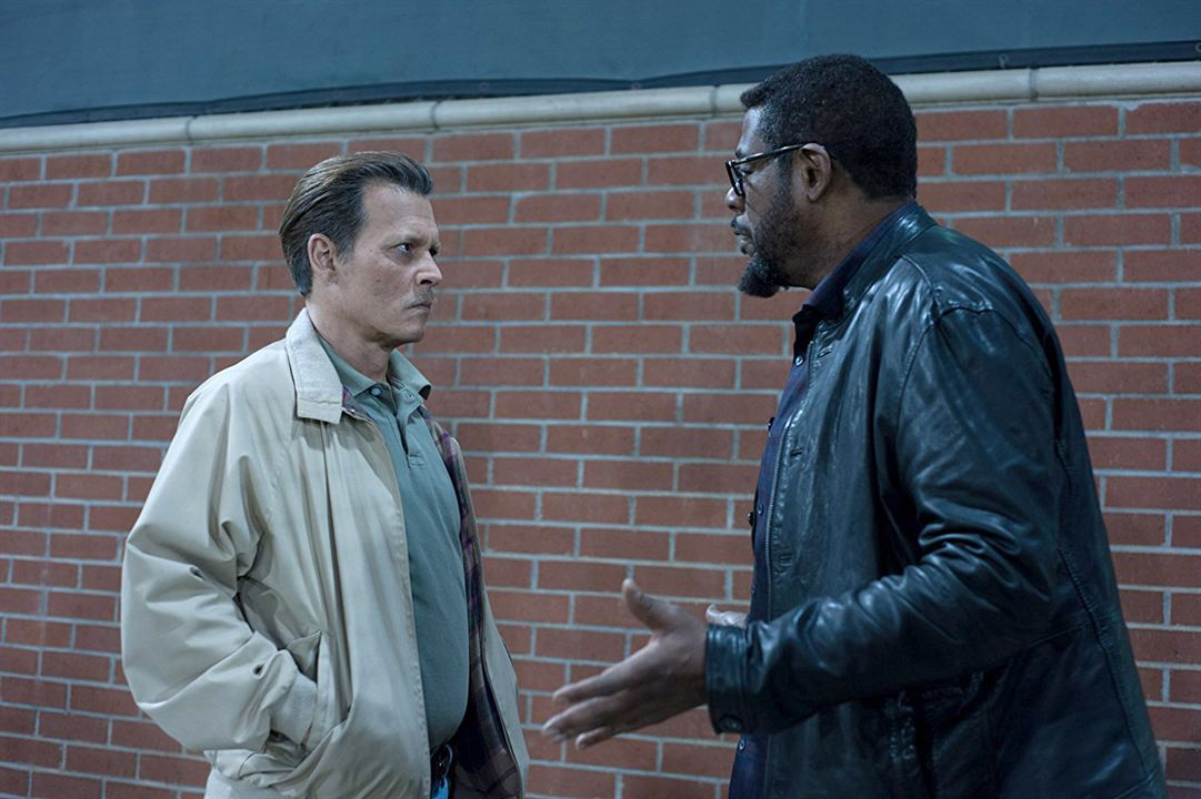 City Of Lies : Bild Forest Whitaker, Johnny Depp