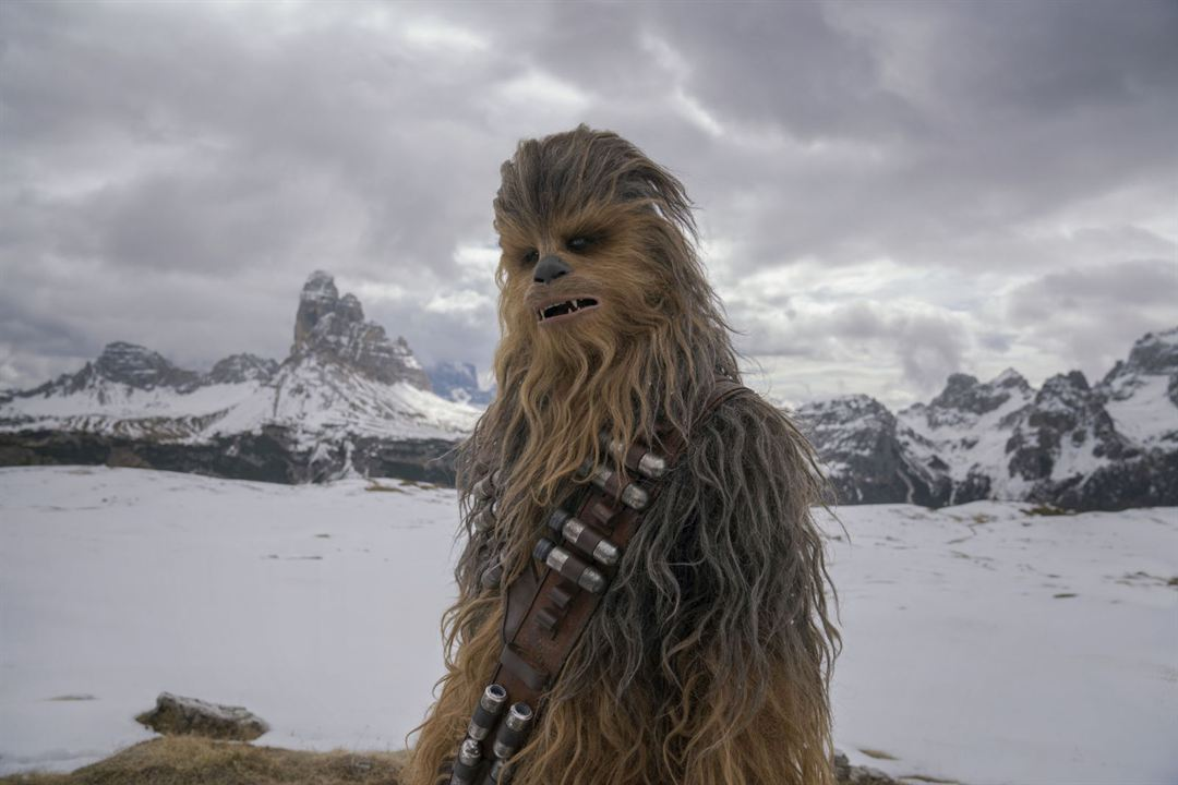 Solo: A Star Wars Story : Bild Joonas Suotamo
