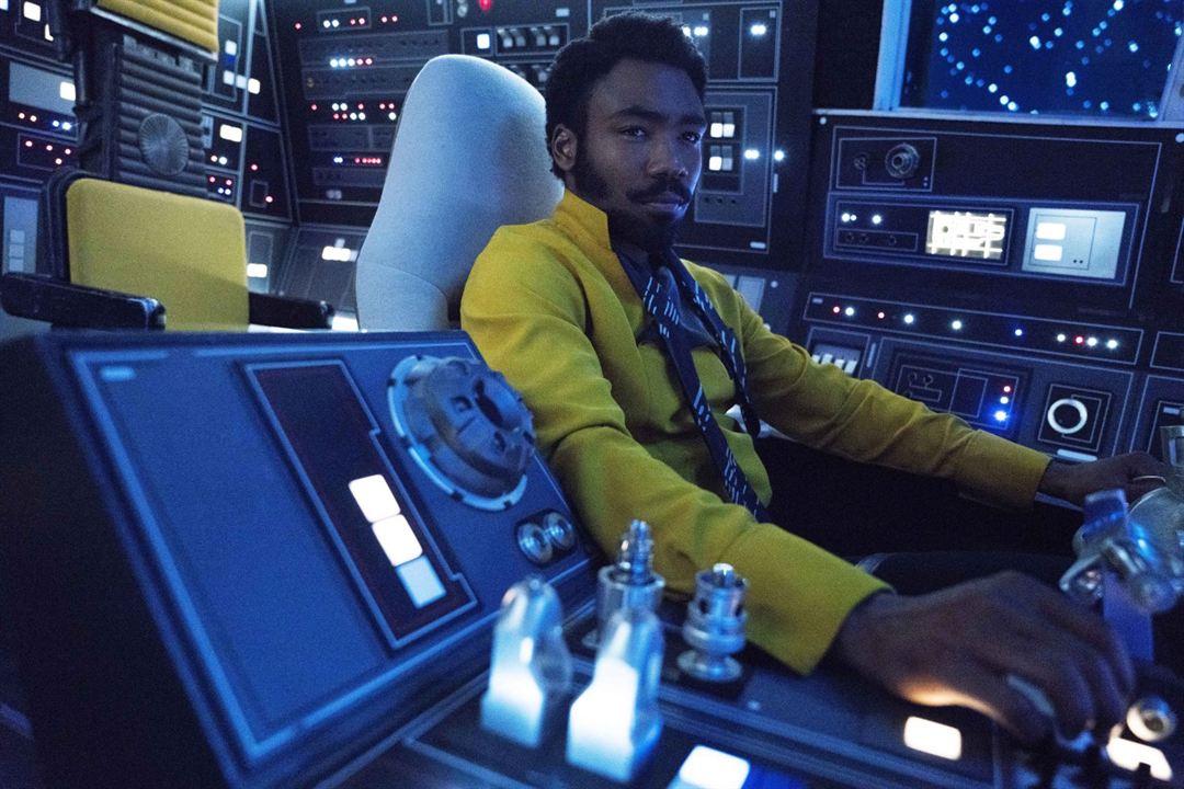 Solo: A Star Wars Story : Bild Donald Glover