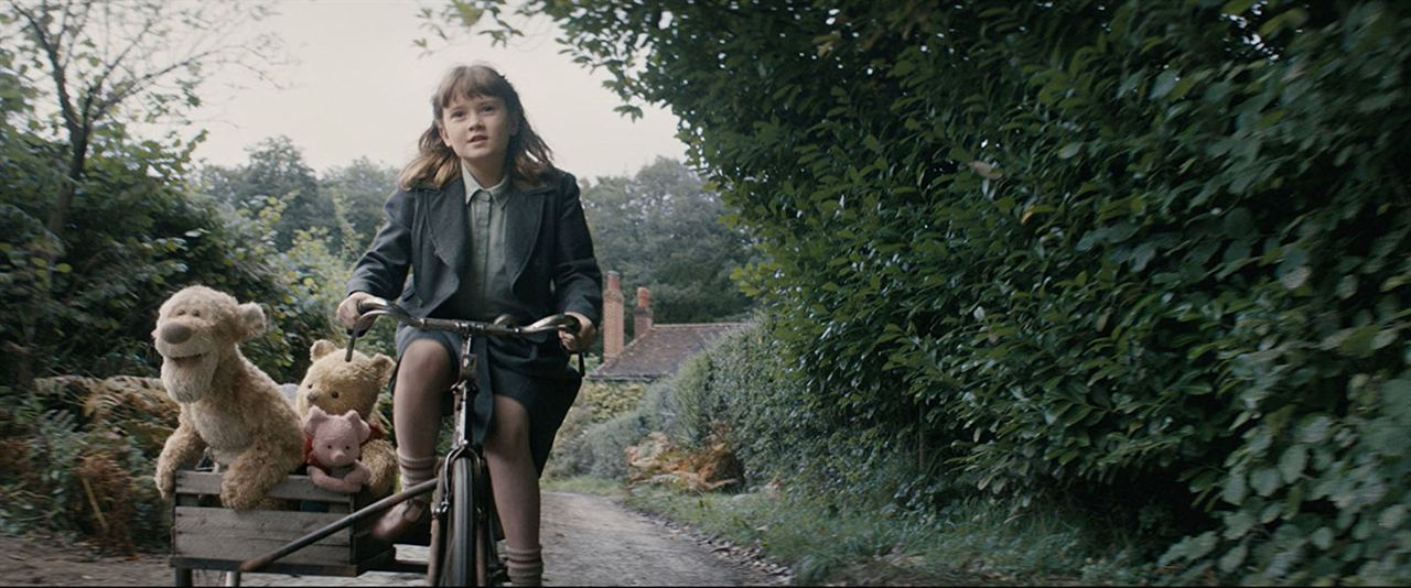 Christopher Robin : Bild Bronte Carmichael