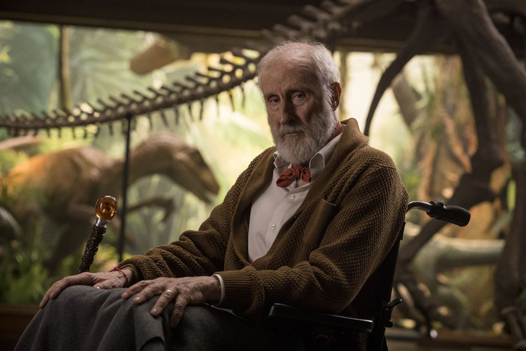 Jurassic World 2: Das gefallene Königreich : Bild James Cromwell