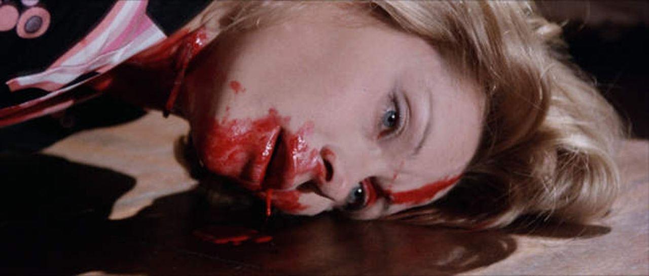Rosso - Farbe des Todes : Bild