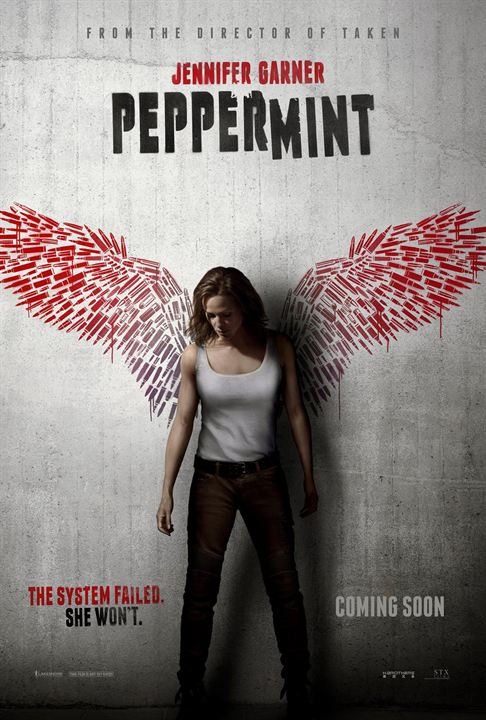 Peppermint: Angel Of Vengeance : Kinoposter