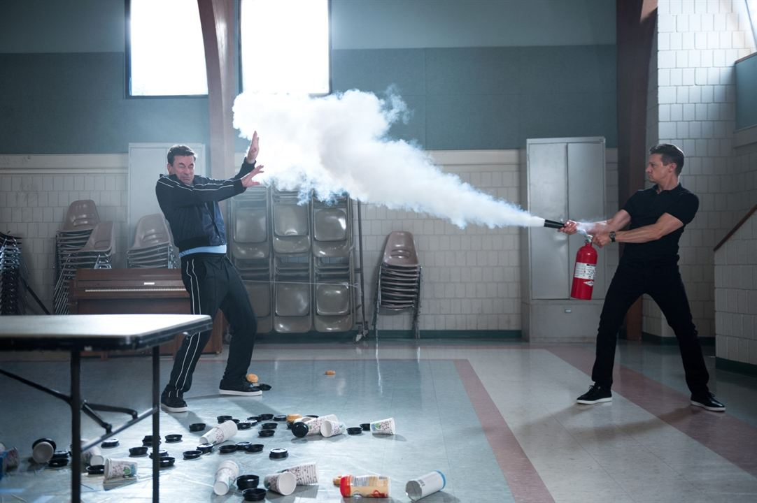 Catch Me! : Bild Jeremy Renner, Jon Hamm