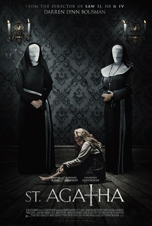 St. Agatha : Kinoposter