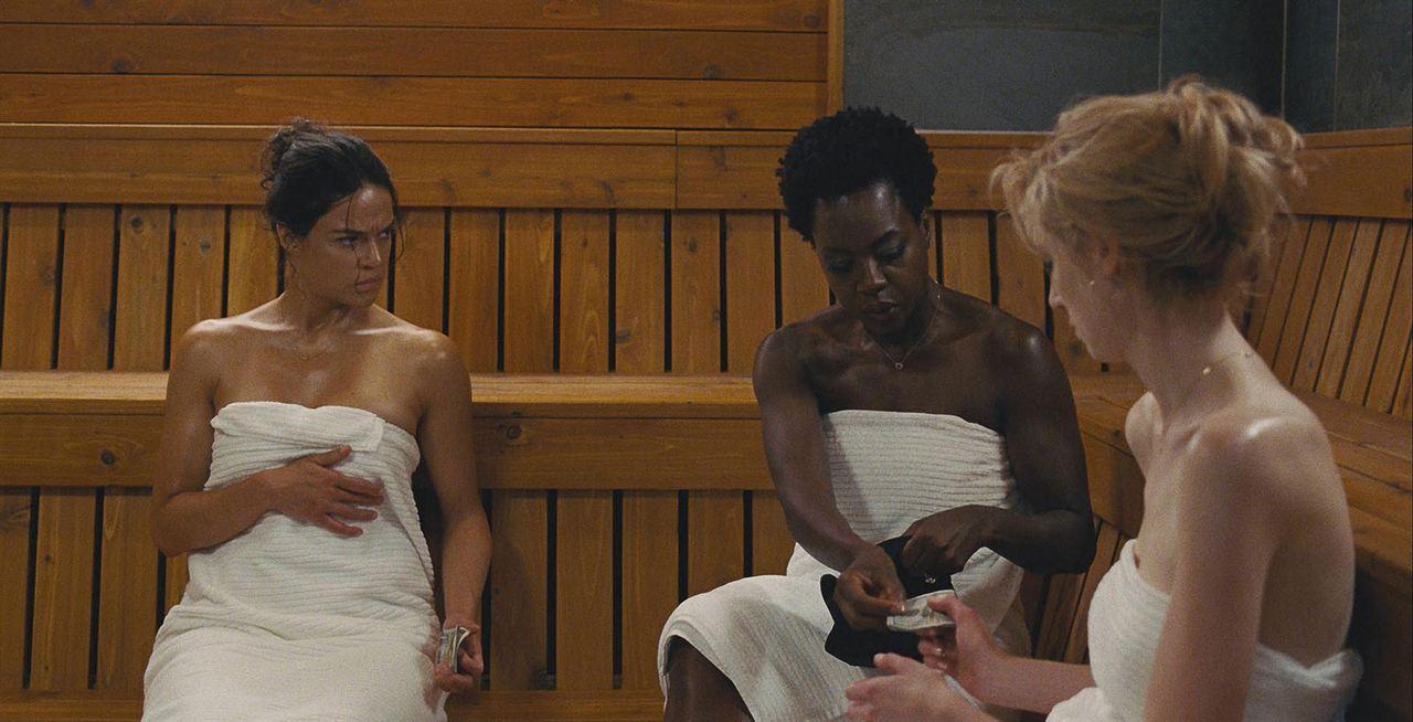 Widows - Tödliche Witwen : Bild Elizabeth Debicki, Michelle Rodriguez, Viola Davis