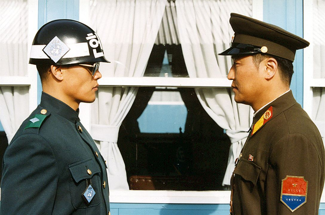 Joint Security Area : Bild Song Kang-Ho
