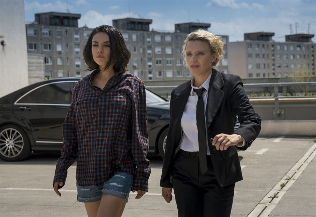 Bad Spies : Bild Kate McKinnon, Mila Kunis